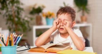 Rosacée oculaire de l'enfant: une maladie rare?